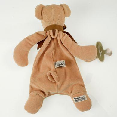 Maud'N'Lil - The Teddy Comforter Organiczny Mięciutki Pocieszyciel Cubby