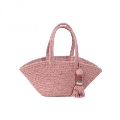 Lorena Canals - Kosz Basket Cistell Ash Rose Small
