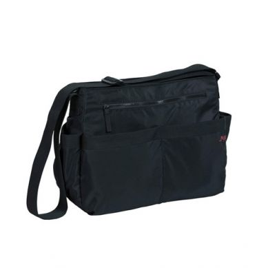 Lassig - Marv Torba z Akcesoriami Shoulder Bag Black