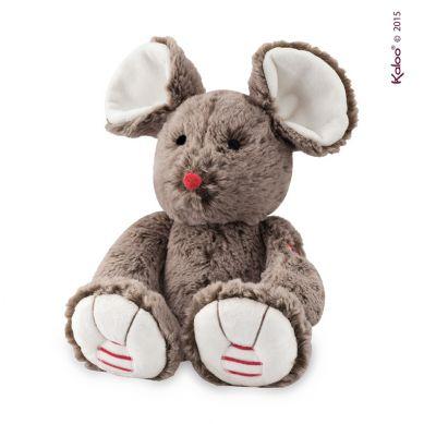Kaloo - Przytulanka Kolekcja Rouge Myszka Czekoladowy Brąz 31 cm