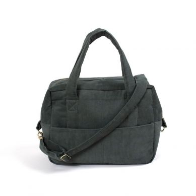 Filibabba - Torba Nursing Bag Sztruks Pine Green