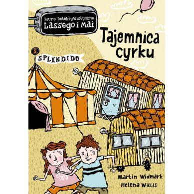 Wydawnictwo Zakamarki Tajemnica Cyrku