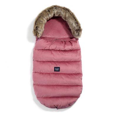 La Millou - Śpiworek Zimowy Aspen Winterproof Velvet Collection Mulberry