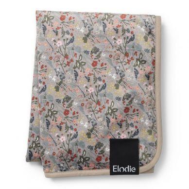Elodie Details  - Kocyk Pearl Velvet Vintage Flower