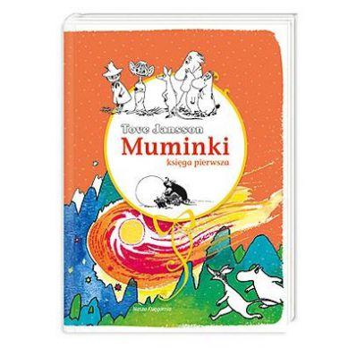 Wydawnictwo Nasza Księgarnia - Muminki. Księga Pierwsza