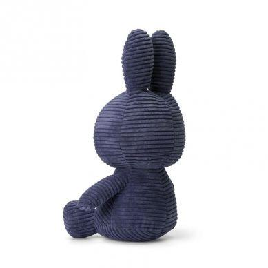 Miffy - Przytulanka Corduroy Blue 33cm
