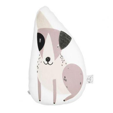 Maki Mon Ami - Poduszka do Przytulania Terrier Happy