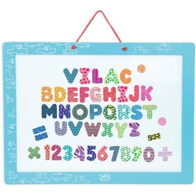 Vilac - Tablica Magnetyczna Drewniana z Magnesami