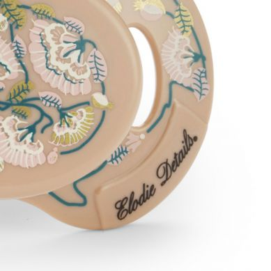 Elodie Details - Smoczek Newborn Faded Rose Bells