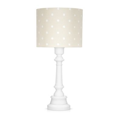 Lamps&co. - Lampa Stojąca Lovely Dots Beige