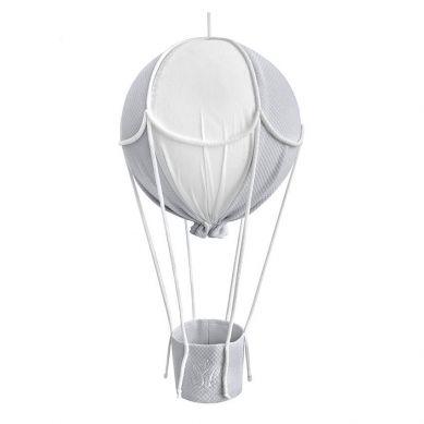 Caramella - Balon Dekoracyjny Pure Grey Duży