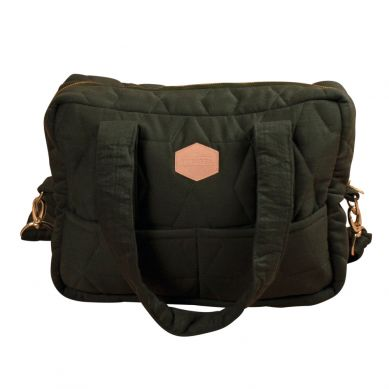 Filibabba - Torba Nursing Bag Dark Green