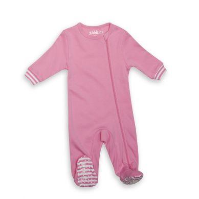 Juddlies - Pajacyk Sachet Pink Solid 0-3m
