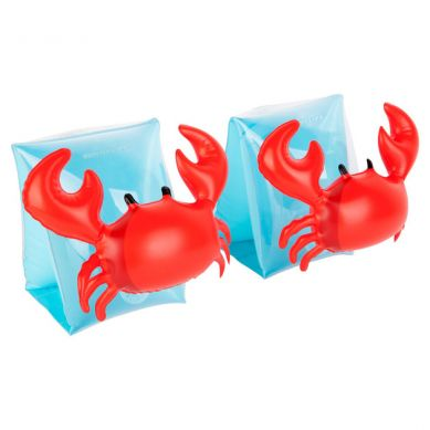 Sunnylife - Dmuchane Rękawki do Pływania Crabby Niebieskie