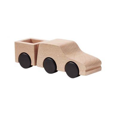 Kids Concept - Drewniany Samochód Pick Up