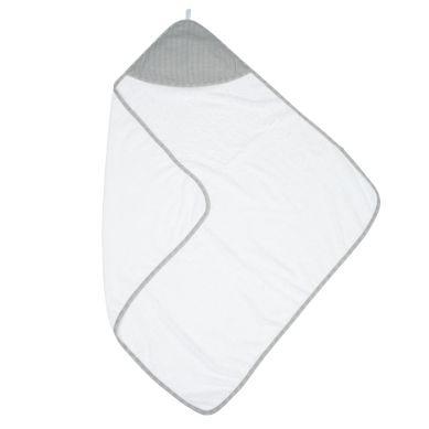 Juddlies - Ręcznik Bambusowy z Kapturem Grey