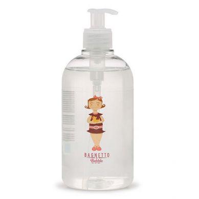 Bubble&CO - Organiczny Płyn do Kąpieli dla Dziewczynki 500 ml