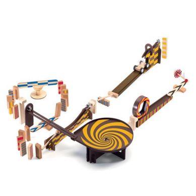 Djeco - Zestaw Zig & Go- 45 elementów 8+