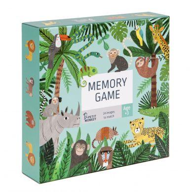 Petit Monkey - Memory Jungle Animals