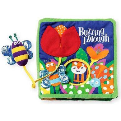 Manhattan Toy - Książeczka Interaktywna z Pszczółką