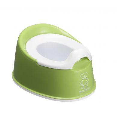 Babybjorn - Nocnik Smart Zielony