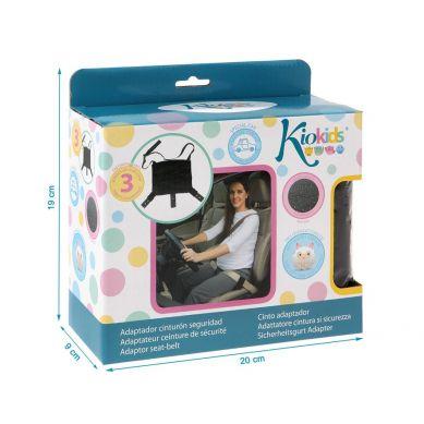 Kiokids - Adapter do Pasa Samochodowego dla Kobiet w Ciąży