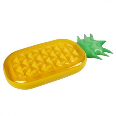 Sunnylife - Dmuchany Materac do Pływania Pineapple