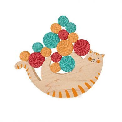 Londji - Zabawka Balansująca Kotek Meow! 3 lata
