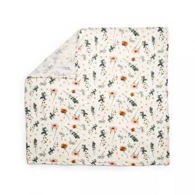 Elodie Details - Kocyk Bambusowy Meadow Blossom