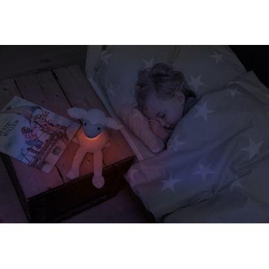 Zazu - Lampka LED do Czytania Fin Szara