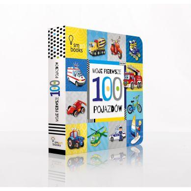 Wydawnictwo Smart Books - Moje Pierwsze 100 Pojazdów