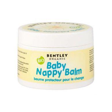Bentley Organic - Dziecięcy Organiczny Balsam do Pielęgnacji Pupy 100g