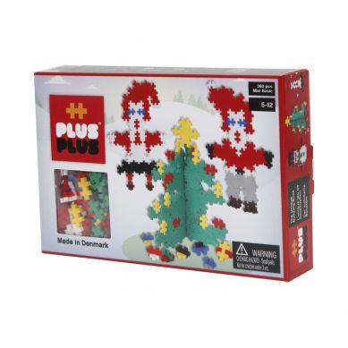 Plus Plus - Klocki Mini Basic 360szt Święty Mikołaj