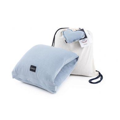 Poofi - Poduszka do Karmienia na Rękę Dusty Blue