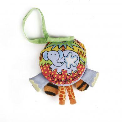 Jellycat - Miękka Książeczka My Jungle Book