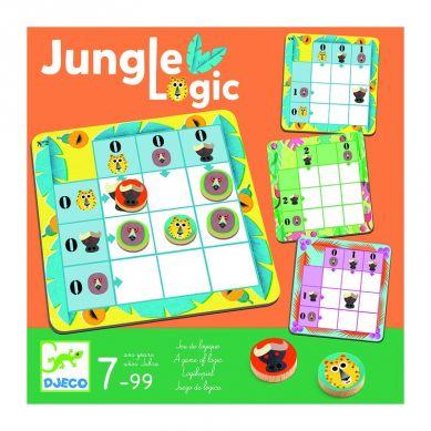 Djeco - Gra Taktyczna Jungle Logic