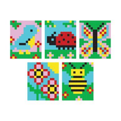 Mudpuppy - Magnetyczne Pixele Ogród