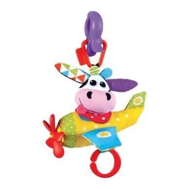 Yookidoo - Muzyczny Samolot Krowa 0m+