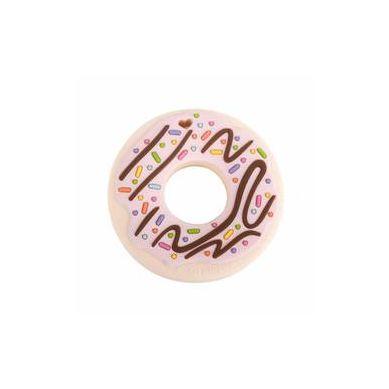 Loulou Lollipop - Gryzak Silikonowy Pink Donut