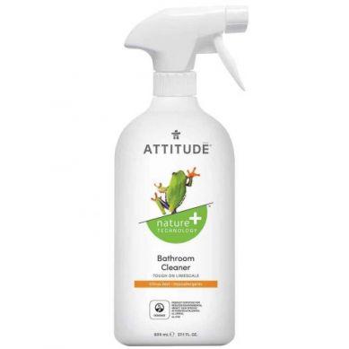 Attitude - Płyn do Czyszczenia Łazienki Skórka Cytrynowa Citrus Zest 800 ml