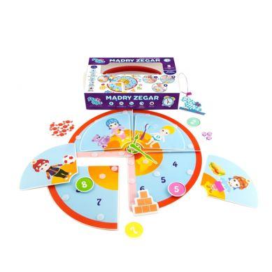 PicnMix - Gra Edukacyjna Mądry Zegar