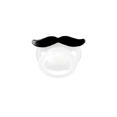 KioKids - Smoczek Uspokajający Wąsy