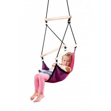 Amazonas - Hamak dla Dzieci Kid's Swinger Pink