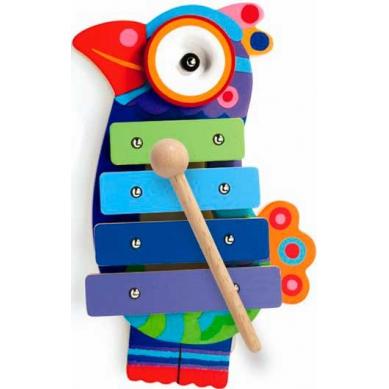 Djeco - Cymbałki Ptaszek