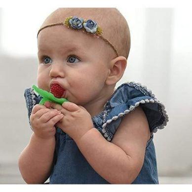 Raz Baby - Gryzaczek Soczysta Malina Różowy