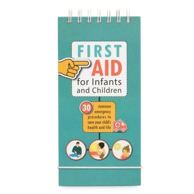 Wydawnictwo Sierra Madre - Pierwsza Pomoc dla Dzieci i Niemowląt wersja angielska