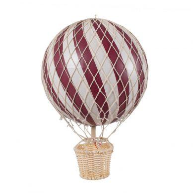 Filibabba - Balon Dekoracyjny 20cm Deeply Red