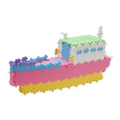 Plus Plus - Klocki Mini Pastel 480 szt. 3w1