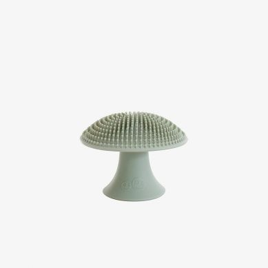 EZPZ - Silikonowa Myjka Czyścik do Naczyń Bez Bakterii Pastelowa Zieleń