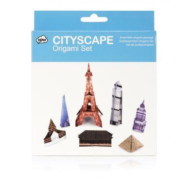 NPW ROW - Zestaw Origami Cityscape 6+